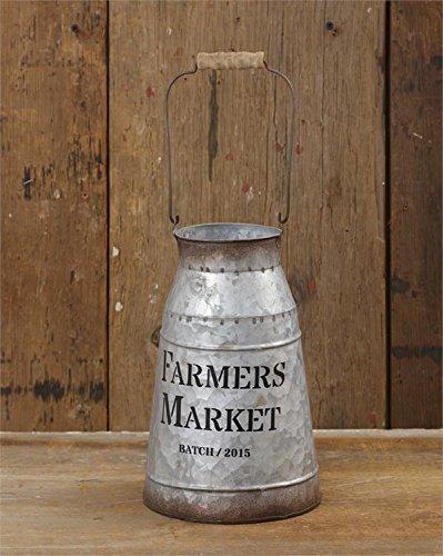Vintage Farmers Market Milk Handle