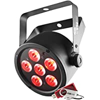 Chauvet SlimPAR T6 USB Par Can RGB LED Stage Wash Light...