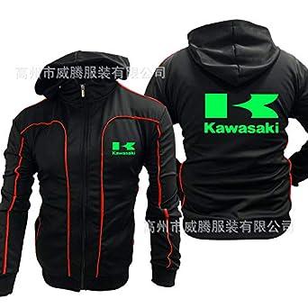 YXSM Witten Ropa De Color Verde Claro Kawasaki Traje De ...