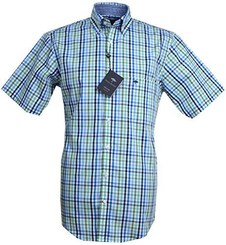 Fynch Hatton Herren kurzen Ärmeln Shirt 151