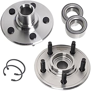 amazon com brand new (both) rear wheel hub and bearing assemblymotorman 521000 rear wheel hub and bearing set for 2002 2010 ford explorer 2007 2008 2009 2010 explorer sport trac 2003 2004 2005 lincoln aviator 2002 2010