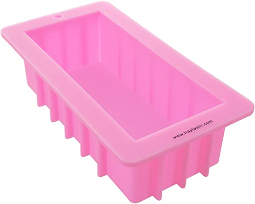 Traytastic Silicone Loaf Mold for DIY Crafts /& Soap Making 4336901406
