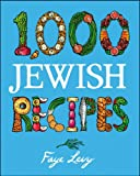 1,000 Jewish Recipes, Faye Levy, 0028623371