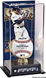 Carlos Correa Houston Astros 2017 MLB World Series Champions Sublimated Display Case with Image - Fanatics Authentic Certified