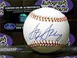 Stephen Strasburg autographed Baseball (Washington Nationals San Diego State Aztecs) MLB Authentication Hologram AW Certificate
