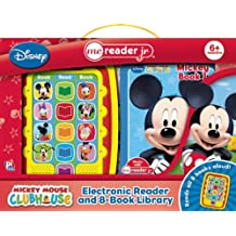 ME READER JR. Mickey Mouse Clubhouse