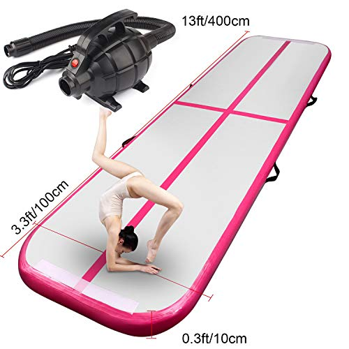 3m Air Track Floor Tumbling Inflatable Gym Mat Water Sport Training Fitness Ambitious Usa Free Shipping 10ft