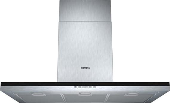 Siemens lc97bb532 iq300 wandhaube a 90 cm edelstahl led