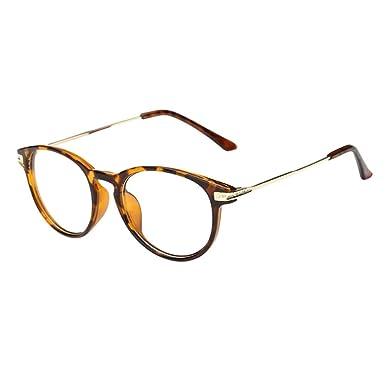 Deylaying Cru Poids léger Petite vue Myope Lunettes Myopie Des lunettes  pour Étudiants -1.0-2.0 -3.0-4.0 -5.0-6.0 (Ces sont pas lunettes de  lecture)  ... 35cb52f2c71