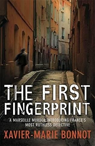book cover of The First Fingerprint
