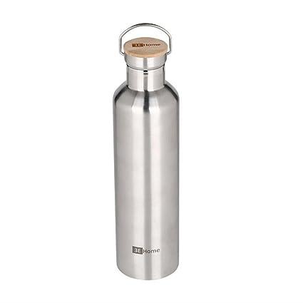 3e casa ssr-1100 Thermost doble aislamiento al vacío Hydro Frasco de acero inoxidable botella. Pasa ...