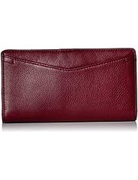 Caroline Rfid Slim Bifold Wallet Cabernet Wallet