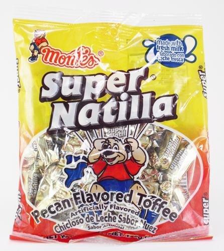 Montes Super Natilla Pecan Flavored Toffee 27.50 ()