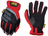Mechanix Wear Small Black And Red FastFit Full Fin