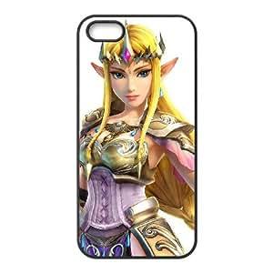 iPhone 4 4s Cell Phone Case Black Super Smash Bros Princess Zelda SUX_874645