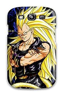 Excellent Design Dragon Ball Z Goku Super Saiyan Case Cover For Galaxy S3