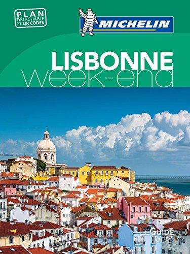 Lisbonne Guide Vert Weekend - Michelin  [Michelin] (Tapa Dura)