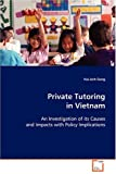 Private Tutoring in Vietnam, Hai-Anh Dang, 3639082842