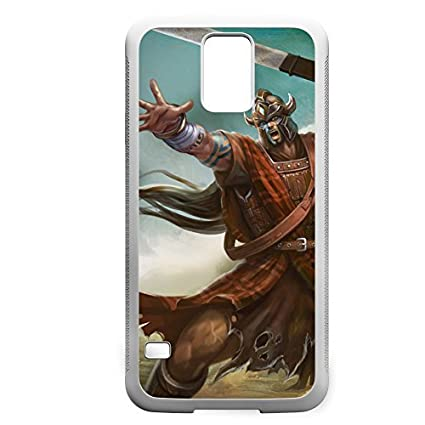 Amazon.com: Tryndamere-006 League of Legends LoL Case For ...