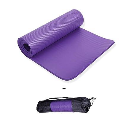 Esterilla Yoga,Seguridad Antideslizante Colchoneta de Alta ...