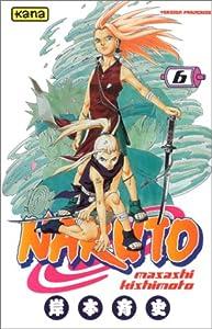 """Afficher """"Naruto n° 6"""""""