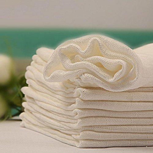PyLios(TM) 100% Bamboo Fiber Cloth Diaper Safe Reusable Baby Diapers Soft Washable Fralda De Pano 7050 cm 5 pcs/Lot