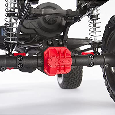Axial SCX10 II 2000 Jeep Cherokee 1/10th Scale Electric 4WD – Kit AX90046