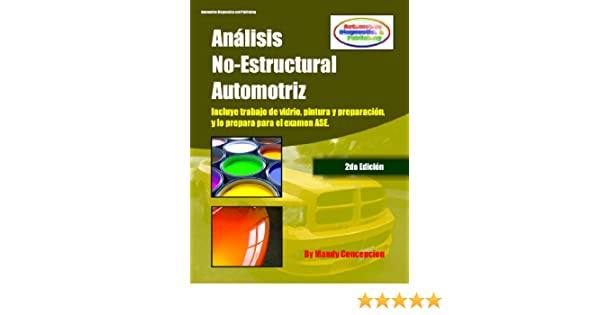 Análisis No-Estructural (Serie de Reparacion de Chapisteria nº 1) (Spanish Edition), Mandy Concepcion, eBook - Amazon.com
