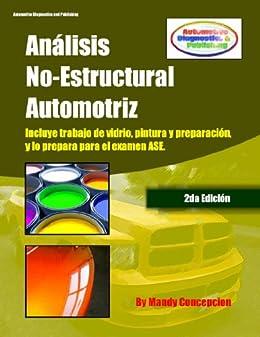 Análisis No-Estructural (Serie de Reparacion de Chapisteria nº 1) (Spanish Edition