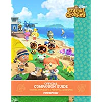 Amazon.com deals on Animal Crossing: New Horizons Official Companion Guide Paperback