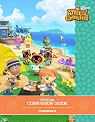 Sit back and relax.Your one-stop guide to a perfect island vacation is right here!Animal Crossing: New Horizons takes you to a deserted island and lets you craft it into your own personal paradise inhabited by a unique, character-filled commu...