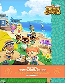 Animal Crossing: New Horizons - Official Companion Guide: Amazon ...
