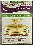 Cherrybrook Kitchen Gluten Free Pancake and Waffle Mix, 18 oz by Cherrybrook Kitchen