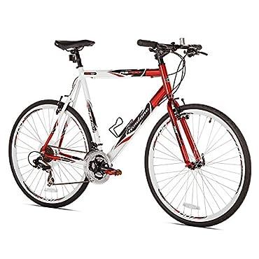 Giordano RS700 25 Flat Bar Men's Road Bike, Large (32725)