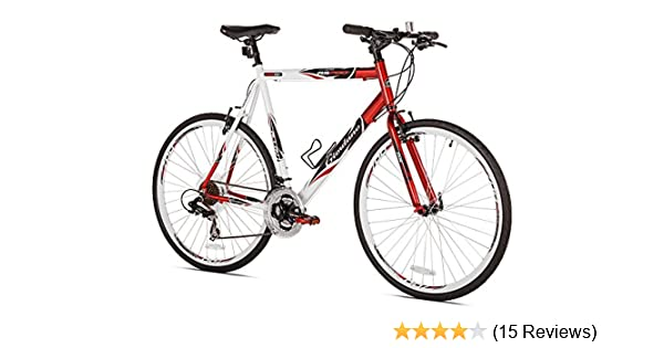 Amazon.com : Giordano RS700 Hybrid Bike, 60.3cm/Large : Sports ...