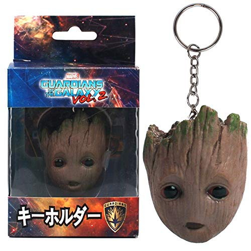 - Best Quality - Action & Toy Figures - Baby Groot Tree Man Figure Toys Keychain Pendant Guardians of Galaxy Dancing Movie Figures Toys Pendants Necklace Gift - by ORSTAR - 1 PCs