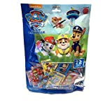 PAW Patrol Popping Candy - 72 Pack Ideal for Birthday Parties, lunches, Traveling Snacks, Camping Trips, Valentines Favors.