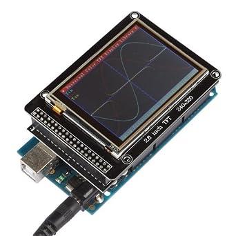 SainSmart - Pantalla TFT LCD de kit para Arduino Due uno r3 mega2560 R3 Raspberry Pi: Amazon.es: Amazon.es