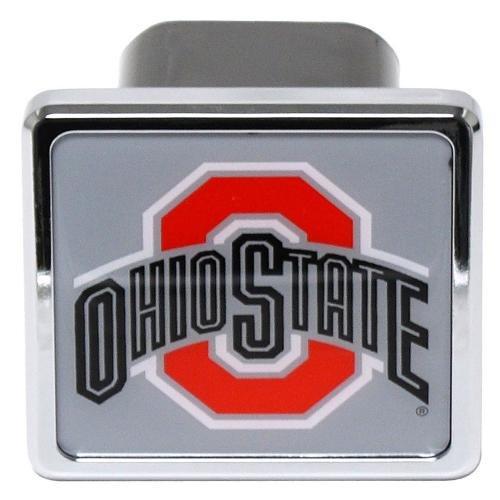 Pilot Alumni Group CR-944 Hitch Cover (Collegiate Ohio State Buckeyes) (Ohio State Hitch Trailer)