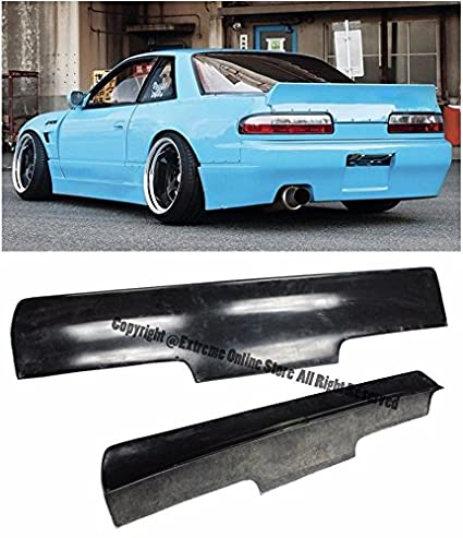 Learn These S13 240sx Rocket Bunny Wing {Swypeout}