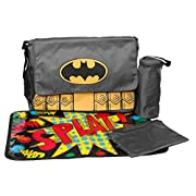 RISING STAR Batman Diaper Bag