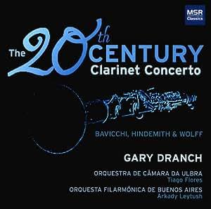 20th Century Clarinet Concerto