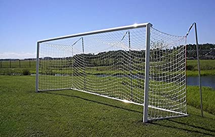 d7ad7d634 Amazon.com : Pevo World Cup Soccer Goals with Posts and Base Frame ...