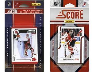 NHL New Jersey Devils Licensed Score 2 Team Sets