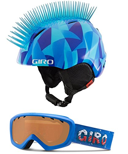 giro-launch-chico-childrens-snowboard-ski-helmet-goggle-combo-blue-ice-hawk-w-blue-icee-amber-rose-x