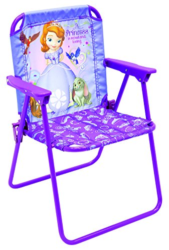 Disney Sofia the First Patio Chair Review