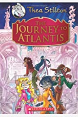 Thea Stilton: The Journey to Atlantis (Geronimo Stilton: Thea Stilton) Hardcover