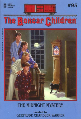The Midnight Mystery (Boxcar Children Mysteries) - Book #95 of the Boxcar Children