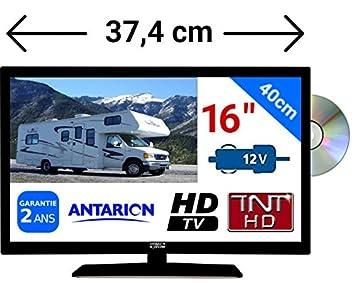 Compuesto DVD TV Camping Car Camión 16
