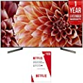Sony XBR75X900F 75-Inch 4K Ultra HD Smart LED TV (2018 Model) w/ Netflix $100 Gift Card + 1 Year Extended Warranty